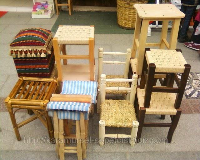 İskemle or Tabure - Chair Jr.