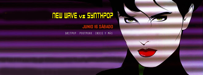 NEW WAVE vs SYNTHPOP