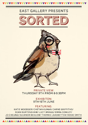 East Gallery Sorted Poster