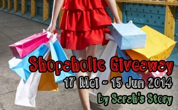 Shopaholic Giveaway 2014