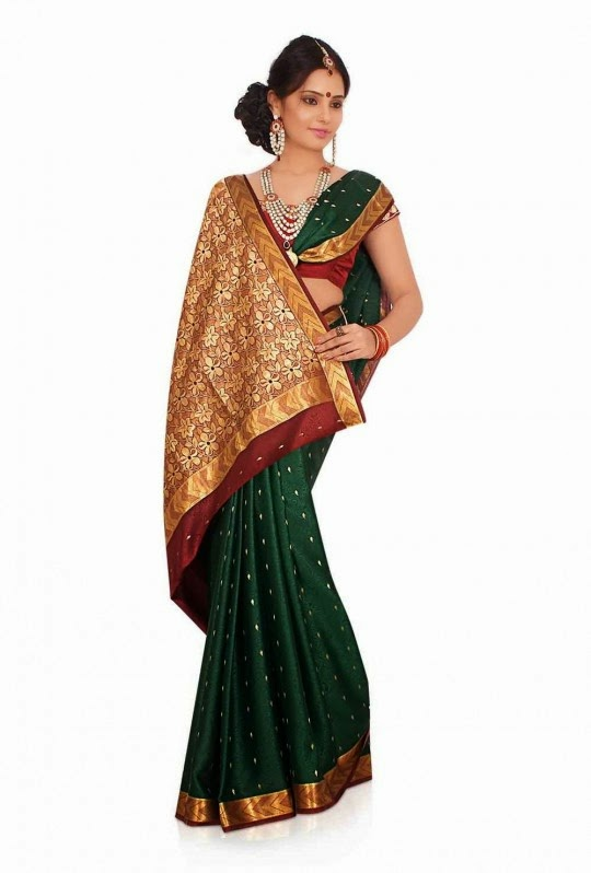 Sundari Silks Saree Models