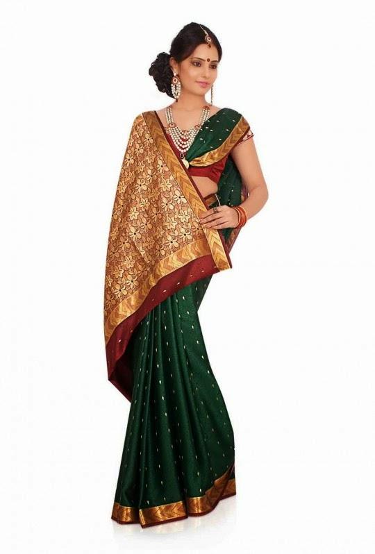 Sundari Silks Saree Models
