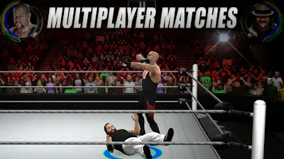 WWE 2K v1.0.8041 APK (UNLOCKED & ITEMS)