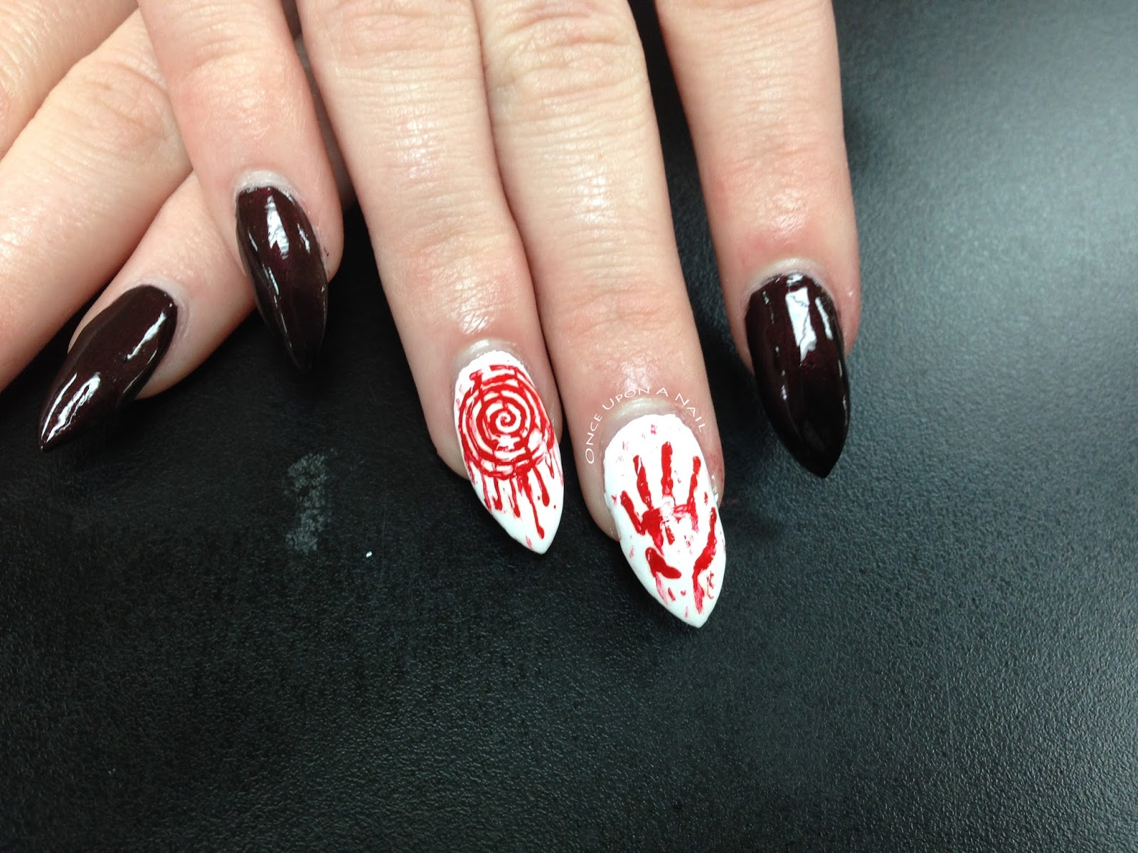 Once Upon A Nail: Halloween Part II
