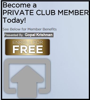 FREE CLUB MEMBER