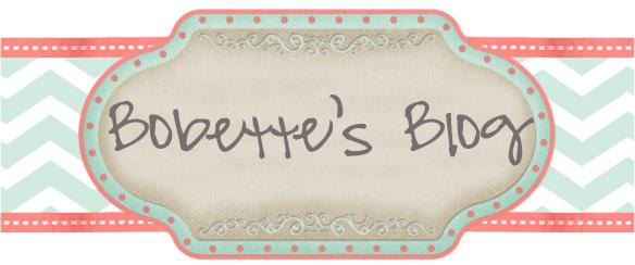 Bobettes Blog