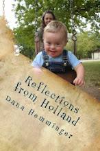 Reflections from Holland: A New Mother's Journey with Down Syndrome