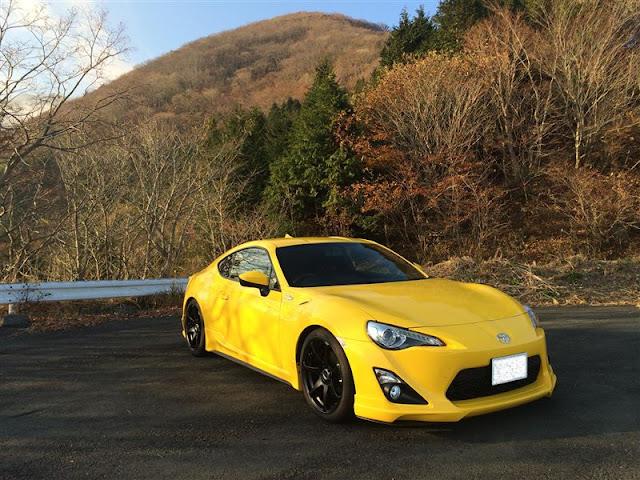 Toyota 86, JDM, japońskie sportowe samochody, 4U-GSE, boxer