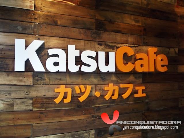 Katsu Cafe in Katipunan, Quezon City
