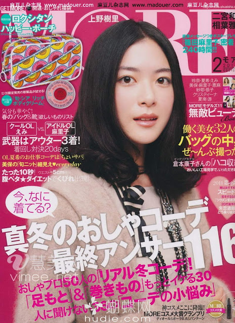 more febraury 2011 japanese fashion magazine scans