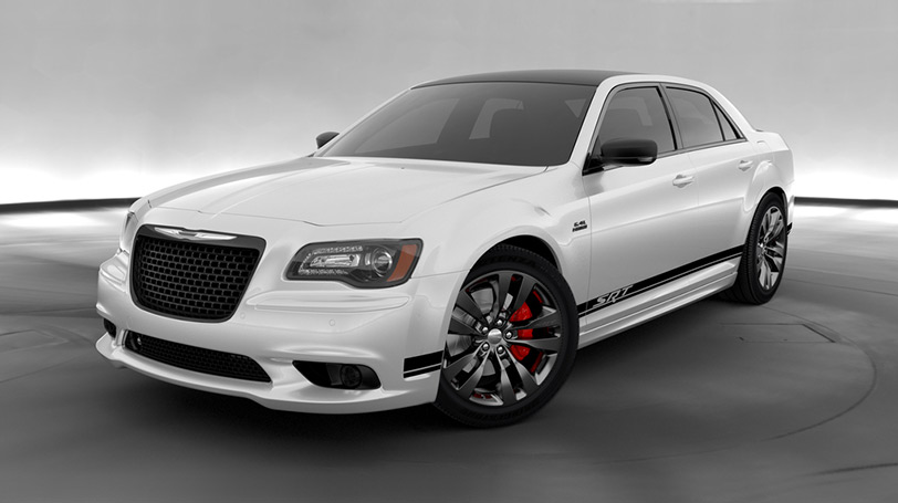 2015 chrysler 300 srt8 lives on in the middle east carscoops. Black Bedroom Furniture Sets. Home Design Ideas