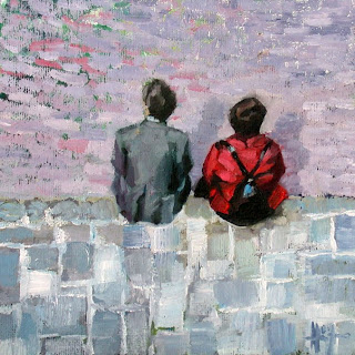 Waiting Together by Liza Hirst