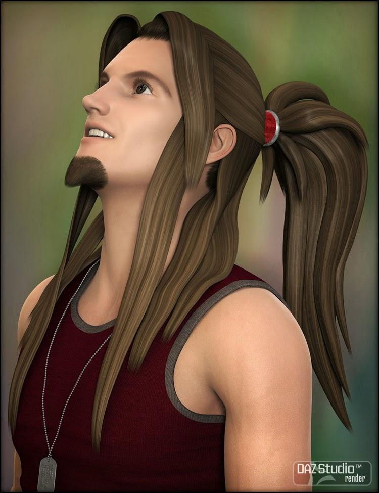 Sun cheveux pour Genesis 2 Homme