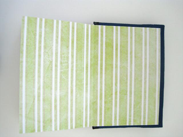 hand made notebook блокнот ручной работы форзац