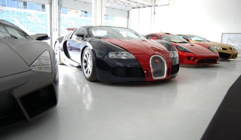ini dia koleksi mobil super sport terbanyak mas boim. Black Bedroom Furniture Sets. Home Design Ideas