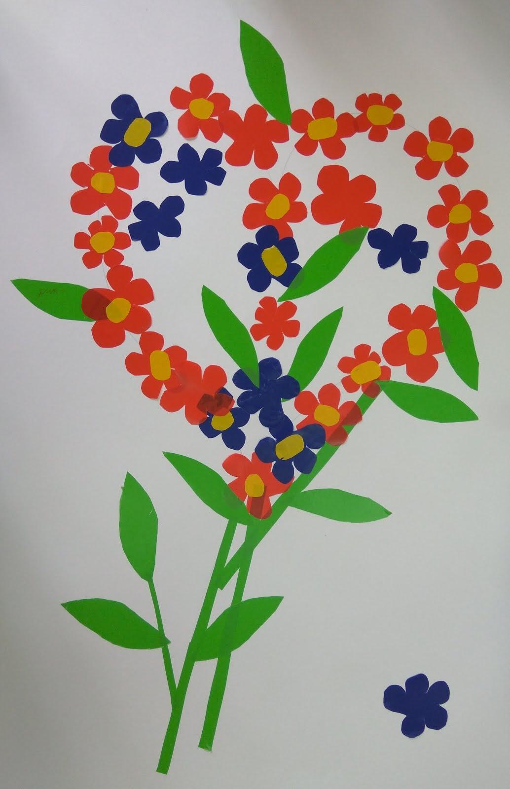 Цветочки от всего сердца к окончанию 10 класса
