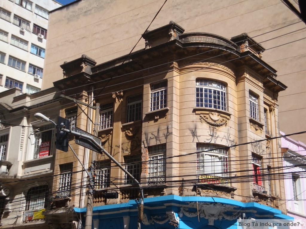 prédio antigo em Campinas