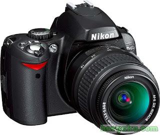 Kamera Digital NIKON