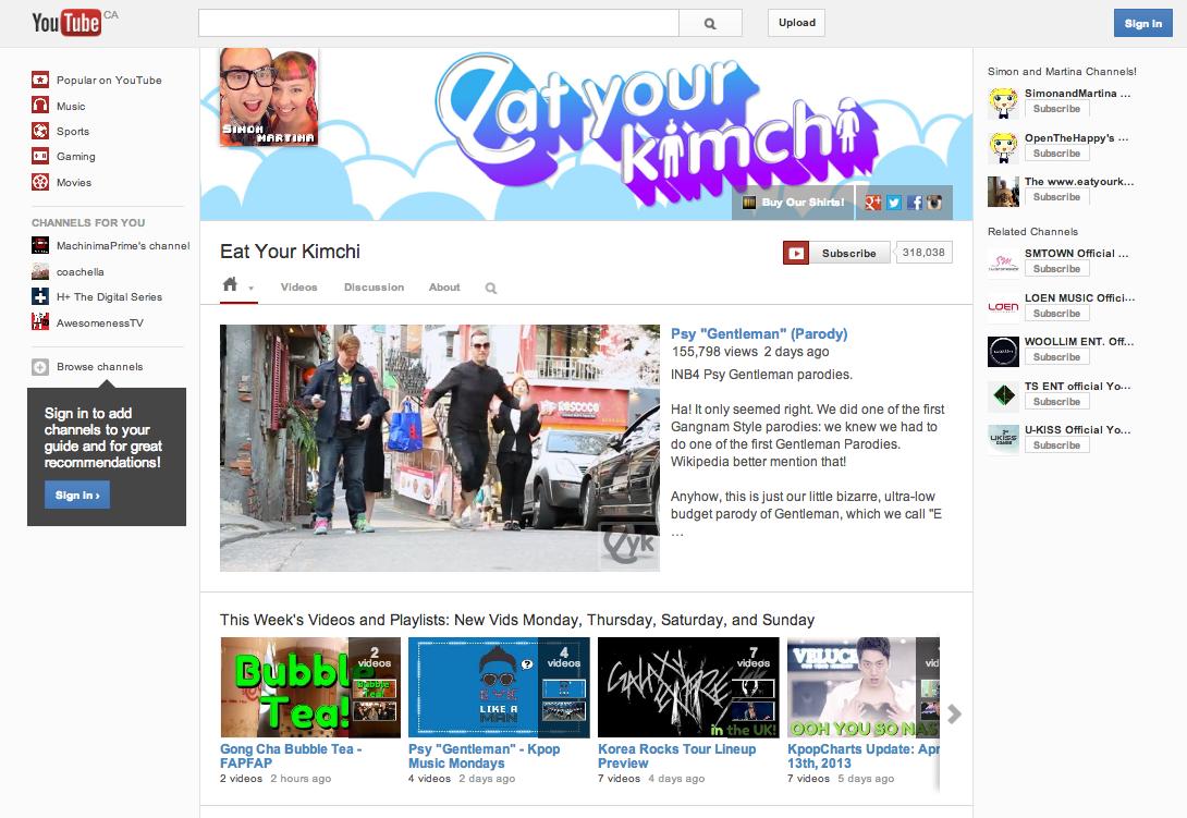 Google, Google Play, You Tube et autres marques sont des 21...  Nos spots TV: maintenant sur Youtube. .