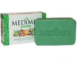 Medimix Soap, Herbal, Ayurvedic, Review