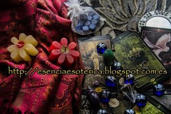 Limpieza de lectores de oraculos Tarot Runas Dados Espejos Esencia Esoterica