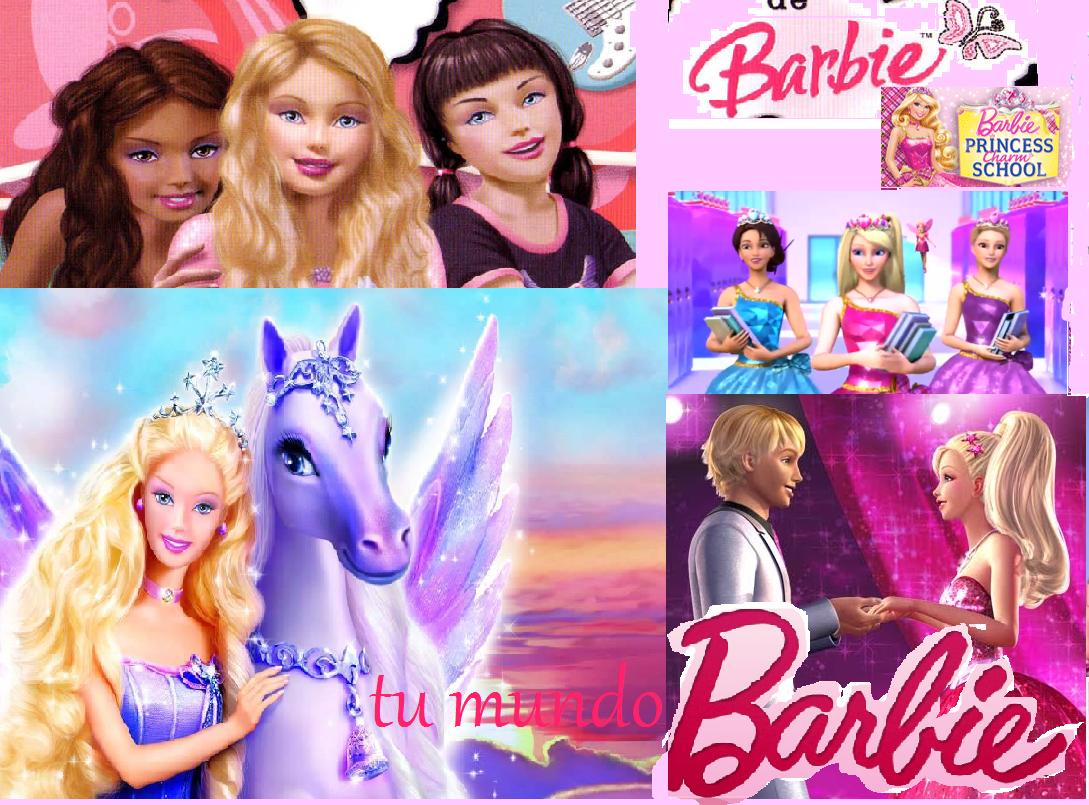 tu mundo barbie