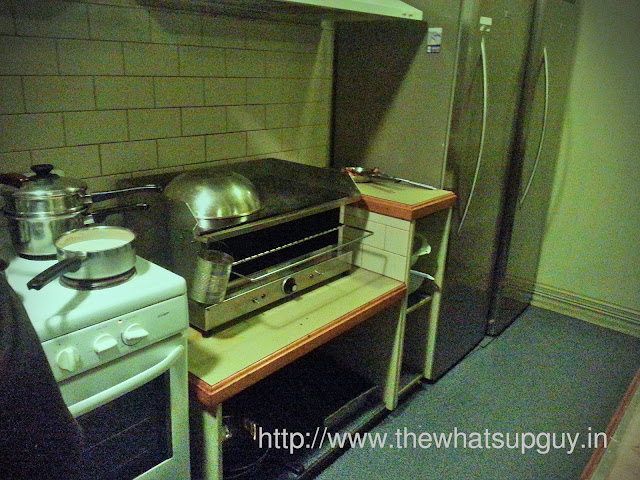 Autopia Tours Kitchen