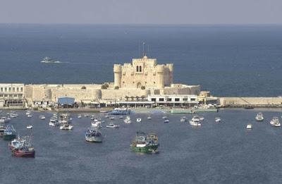 قلعة الاسكندرية ؛ قلعة مدينة الاسكندرية