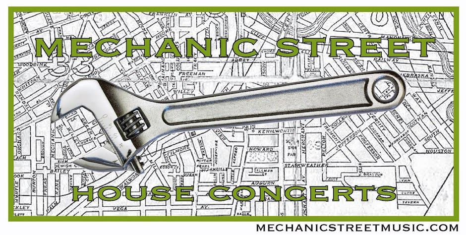 Mechanic Street House Concerts