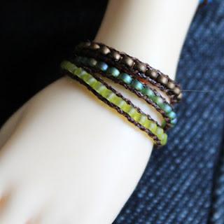 inEssenceCreations - MiniFee Wrap Bracelet
