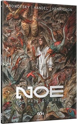 """""""Noe. Kto przeleje krew"""" Darren Aronofsky, Ari Handel - recenzja"""
