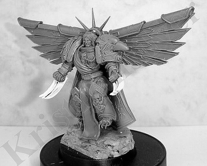 how tall is corax model