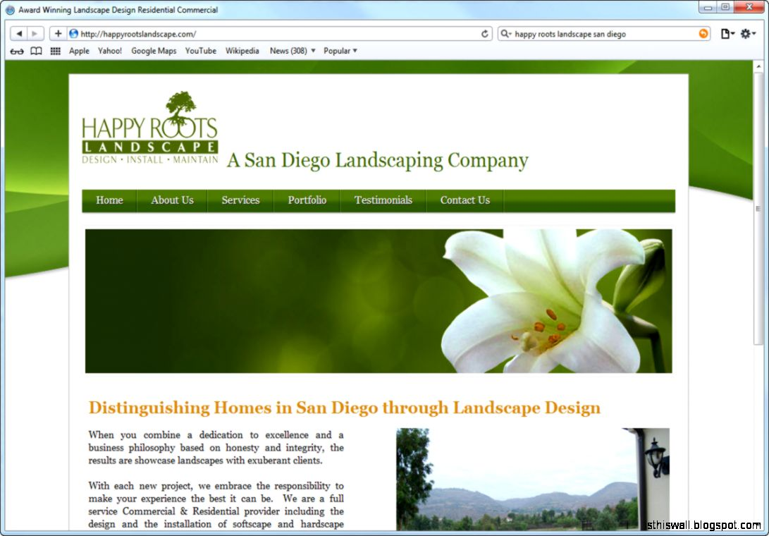 Best Home Page Design the 5 best state tourism home page designs Web Design At Home This Wallpapers