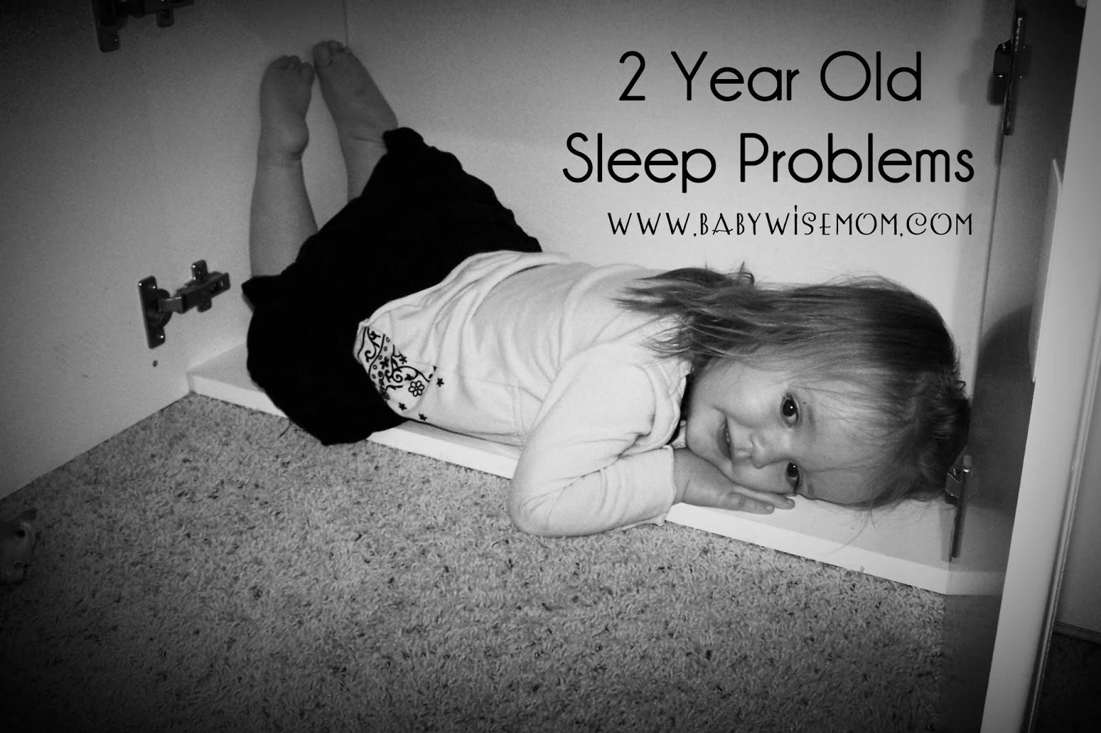 2 Year Old Sleep Problems