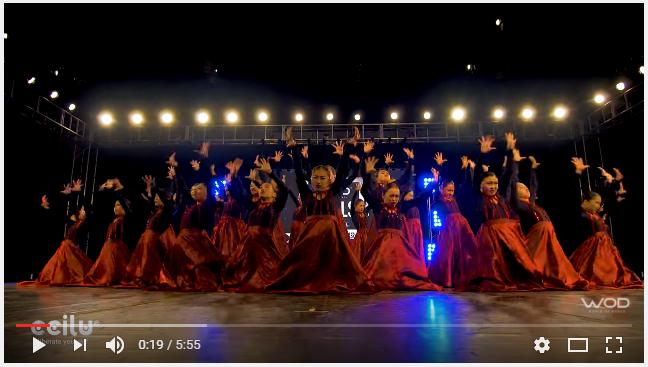 『FABULOUS SISTERS』が、世界最大のダンスコンテスト『World of DANCE』で、2連覇を達成。最高の賞『Best of SHOW』を獲得しました。