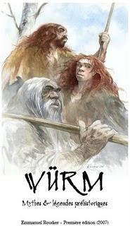 wurm jeu de role préhistorique