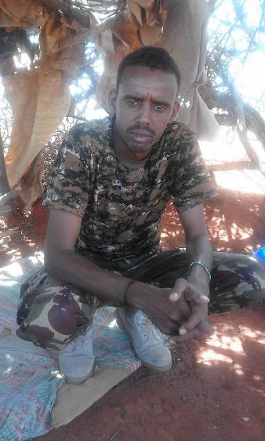 Slain KDF Soldier- Abdinasir Issa Last Facebook Post Before He Left For Somalia Will Move You To Tears!