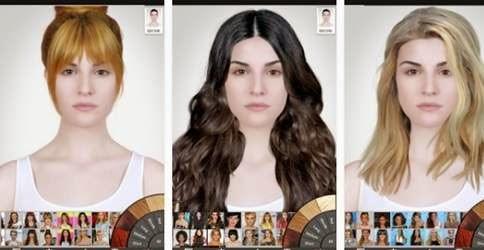 Cara Mengganti Gaya Rambut Di Android