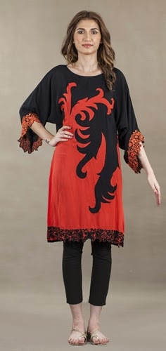 Tail Shirts Embroidered Dresses
