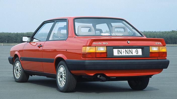 Metro's Car-Blog: Audi '80s