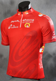 maillot vuelta ciclista España 2011