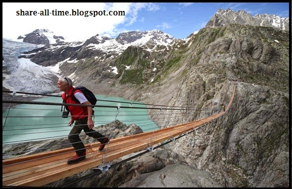 5 jembatan paling mengerikan didunia