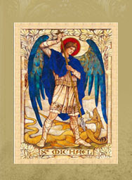 Prayer to St Michael the Archangel for the Conversion of Abortionists