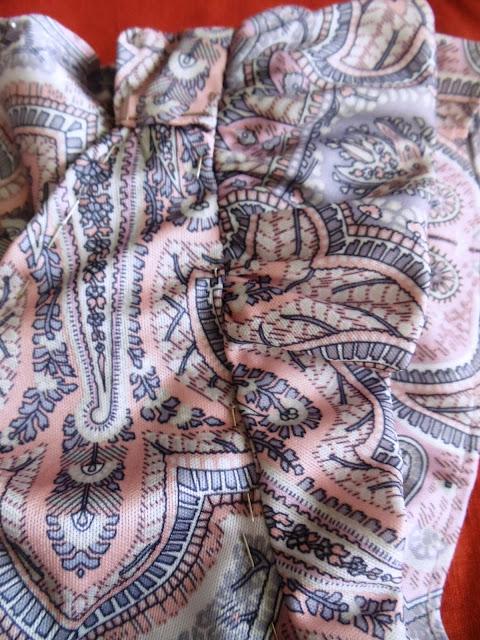 80'S DRESS REDO