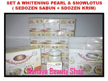 SET WHITENING PEARL SNOW LOTUS