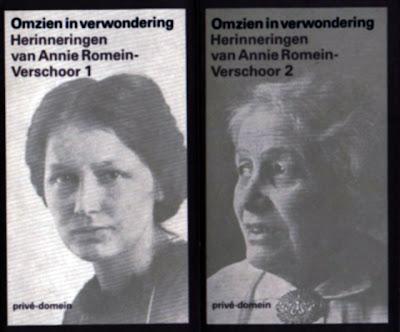 Annie Romein-Verschoor, autobiografie