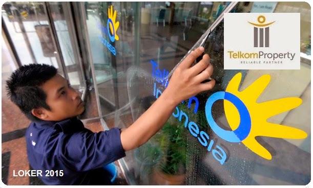Loker Telkom property, Peluang kerja Telkom maret 2015, Info kerja BUMN