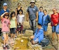 Les activités du musée en faveur des enfants
