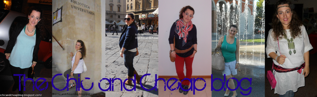 The  Chic and Cheap Blog