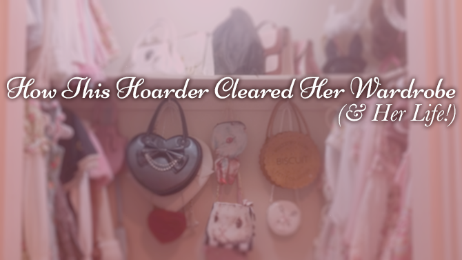 lolita wardrobe kawaii closet room